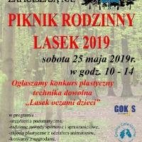 25.05.2019 Piknik rodzinny w Lasku